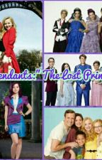 "Descendants:""The lost Princess"" (Under Planning) by Dovellfangirl"