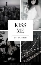 Kiss Me || Delena by damnjr