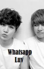 Whatsapp luv (TAEGI TEXTING) by antoninajin
