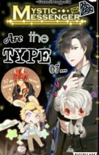 Mystic Messenger're the type of... by -Mysmelol