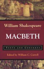 Macbeth by izzytickel