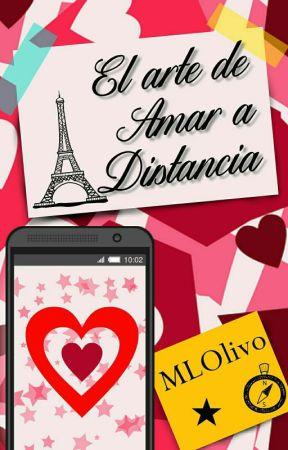 El arte de amar a distancia by MLOlivo