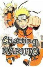 Chatting Naruto by Whiteberry29