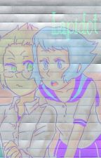 Girls like girls, nothing new «Lapidot ~au~» by Bet_Malaz