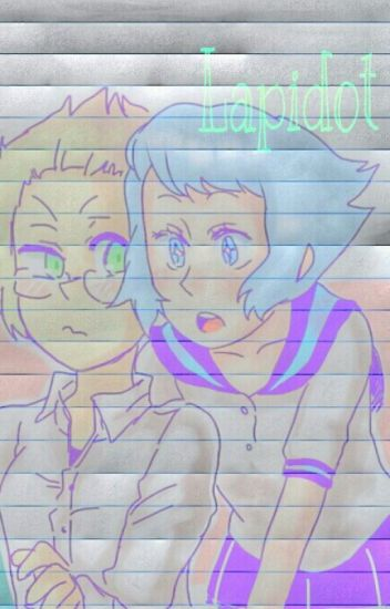 Girls like girls, nothing new «Lapidot ~au~»