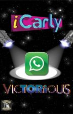 A Victorious WhatsApp group with iCarly! by Son_of_Jericho