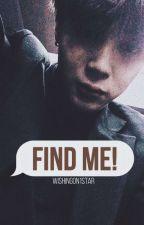 Find Me → Park Jimin by JinellasWife