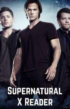 SupernaturalxReader by wowzeroo