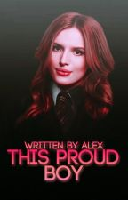 this proud boy ❀ harry potter by -helenarosa