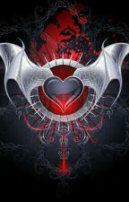 Vampire Love (Flutterdash, Twipie, and Rarijack) by CitrusMyLife