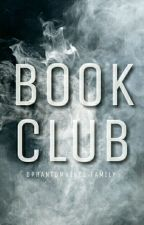 DP: Book Club [OPEN] by DPhantomhives