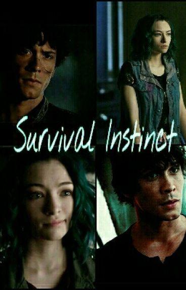 Survival Instinct  (The 100/ Bellamy Blake fanfic)