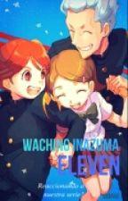 Waching Inazuma Eleven by idoiavd