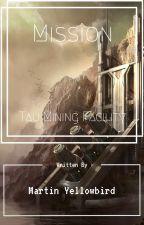 Mission: Tau Mining Facility by MartinYellowbird