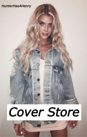 The Cover Store© by HunterHasAHenry