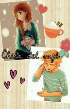 Chica Del Café, Adrien y Tu by fkladybug