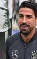 solo due satelliti; Sami Khedira. by inlovewithSami