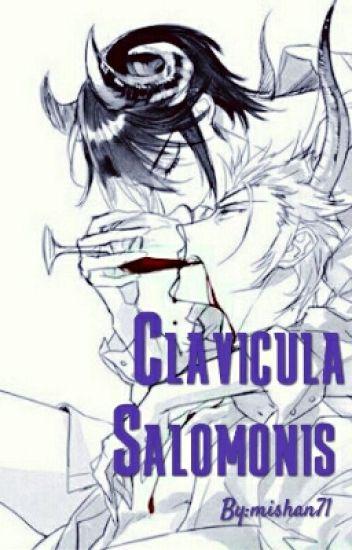 Clavicula Salomonis (Yaoi Story)
