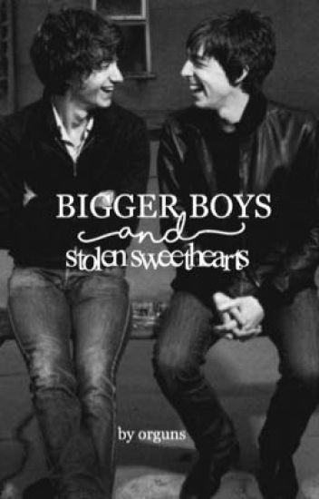 Bigger Boys And Stolen Sweethearts (milex)