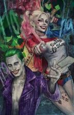 OS: Joker's loves Harley?  by mlleBlackBiersack