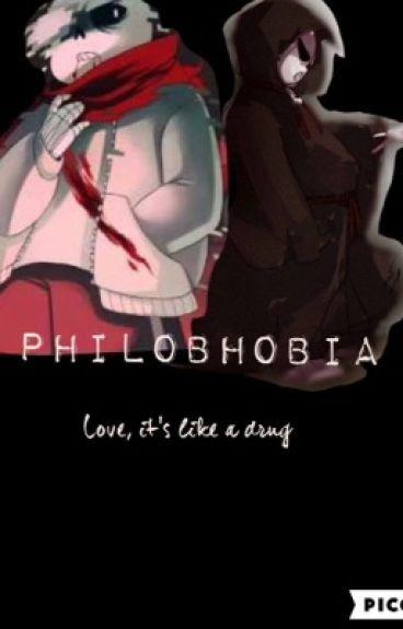 Philophobia (Geno x reaper sans)