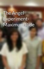 The Angel Experiment- Maximum Ride by JansenKGeorge