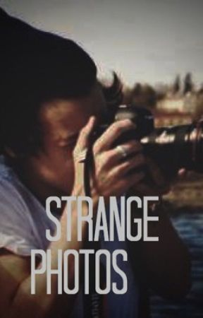 Strange Photos AU Harry Styles by inharrys_direction