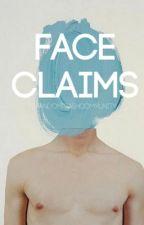 ⚜ Faceclaims ⚜ by FandomTrashCommunity