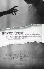 Never trust a Vampire (Demetri Volturi Ff)[ItsyourturnAward2017]BEENDET by xjujumalfoyx