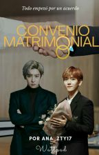 Convenio Matrimonial  (ChanBaek)  by Ana_zty17