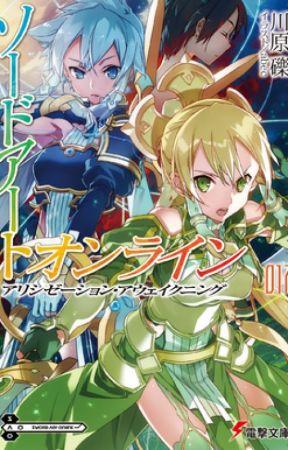 Sword Art Online Light Novel Indonesia Pdf