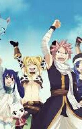 Fairy tail x (fem) reader