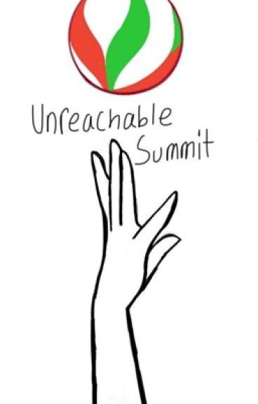 Unreachable Summit [Haikyuu!! Fanfiction]
