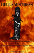 Hell's Mistress (El Diablo a.k.a. Chato Santana X OC) by Vanessa3330