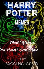 Harry Potter Memes That You Have MOST LIKELY NEVER SEEN by XxCalmChaosxX