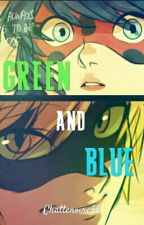 ⭐Green and Blue⭐ by Hikaru404