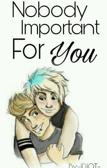 Nobody Important For You ✖ Muke