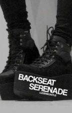 Backseat Serenade; The Originals by lucienscastle