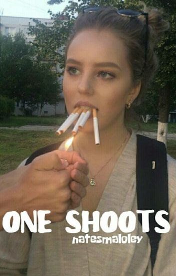 you and me ; one shoots.