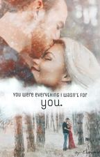 You were everything i wasn't for you. by Elenixnd