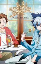 Servamp Doujinshi by otakuBL1316