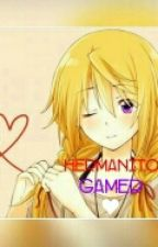 hermanito gamer {LEMON}(arminxsucrette) by fanficscdmLEMON