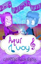 Aquí voy. *Bon x Bonnie FNAFHS* slash/yaoi by CooperTucker13