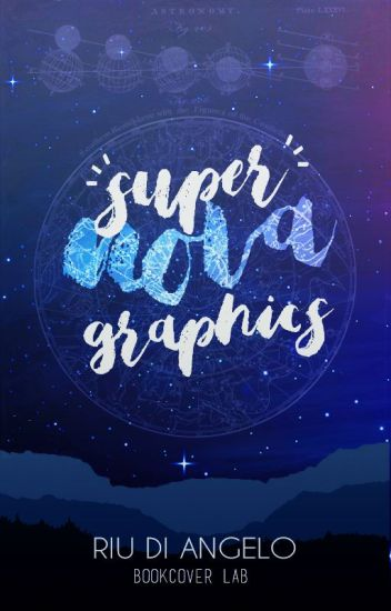 Supernova Graphics | Bookcover Lab (CERRADO)