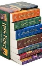 Hogwarts Reads The Books ~ DISCONTINUED by Uniplerp