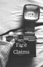 Face Claims  by Hells_Fallen_Angel_