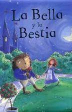 LA BELLA Y LA BESTIA by GabrielaTorres4