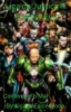 Liga da Justiça II:Forever Evil by AlguemEscrevendo