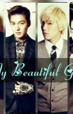 My Beautiful Girl ♥( Kim Woo Bin , Lee Min Ho , Lee Hong Ki , T.O.P) by claudiahernandez10