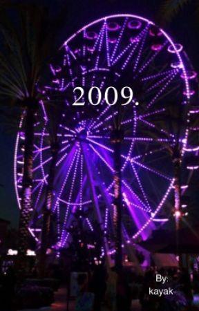 2009. by kayak-